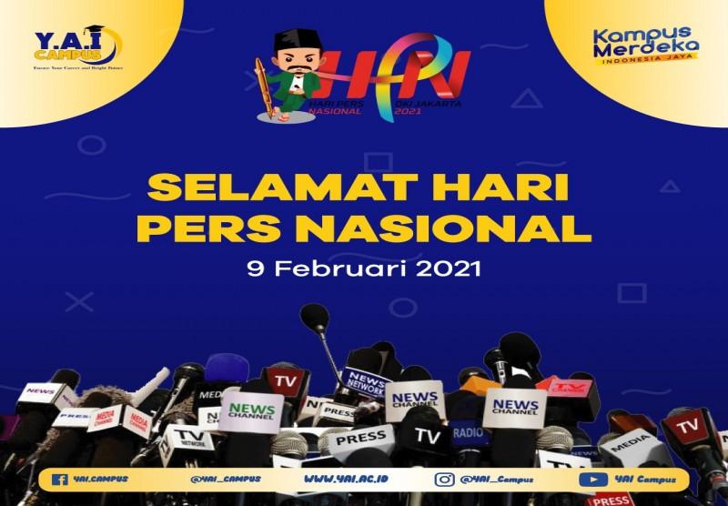 Selamat Hari Pers Nasional 9 Februari 2021