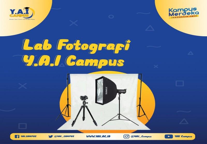 Lab Fotografi Y.A.I Campus