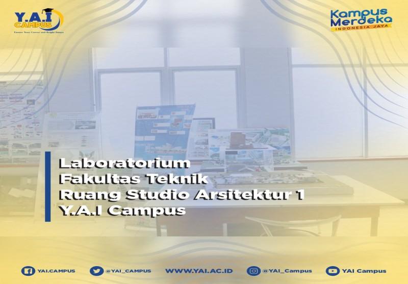 Laboratorium Arsitektur Fakultas Teknik