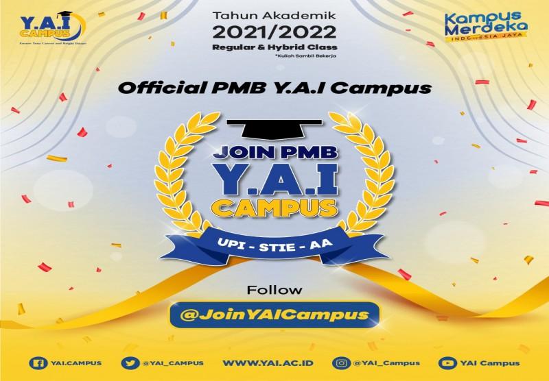 Official PMB Y.A.I Campus