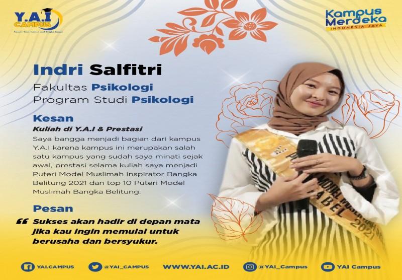 Puteri Model Muslimah Inspirator Bangka Belitung 2021