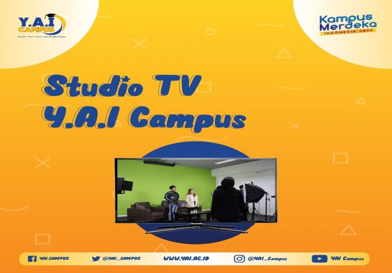 Studio TV Y.A.I Campus