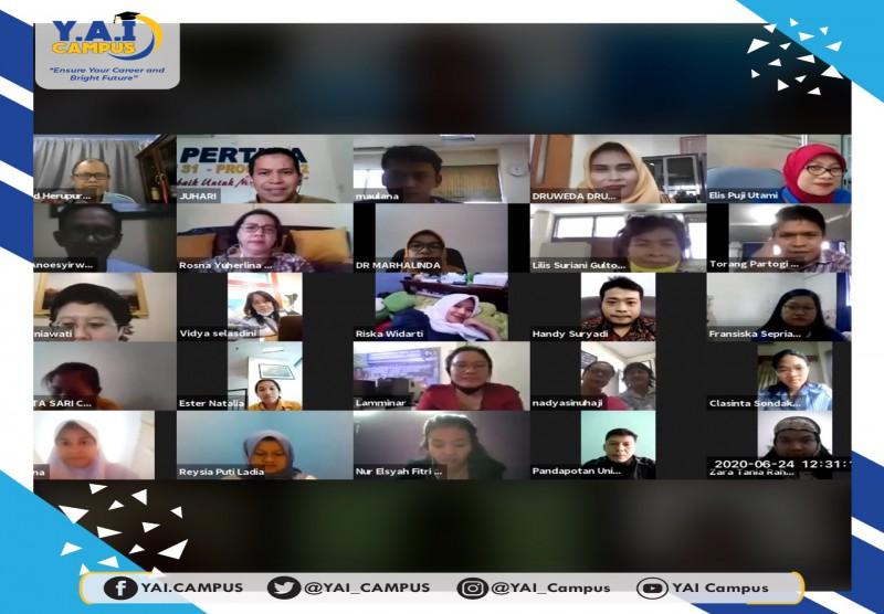 """Webinar """"Teknis Penelitian Kuantitatif dengan Menggunakan Software Eviews"""""""